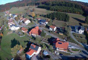 Luftaufnahmen Altenschwand Abhau