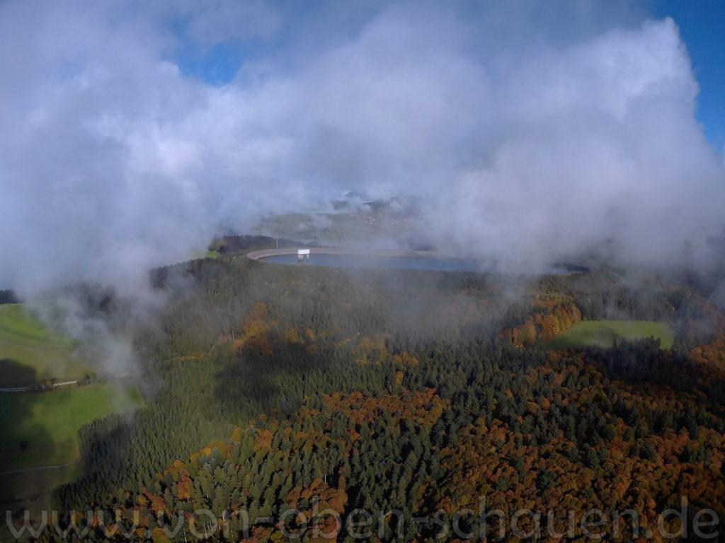 Luftaufnahmen Hornbergbecken