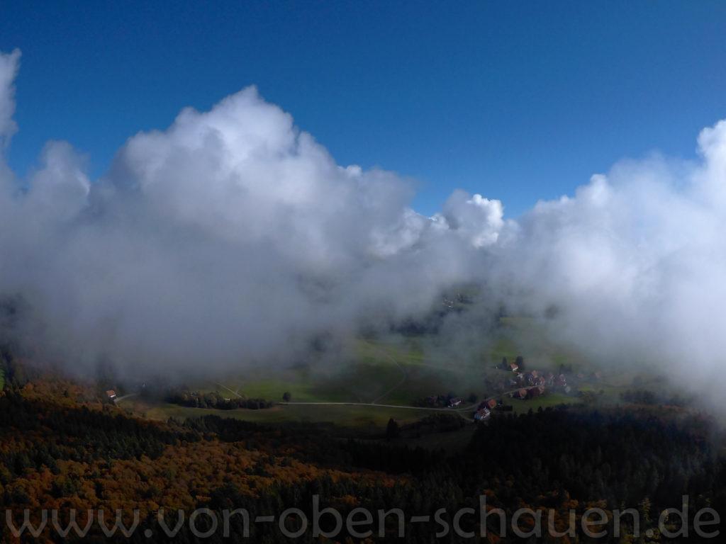 Luftaufnahmen Obergebisbach